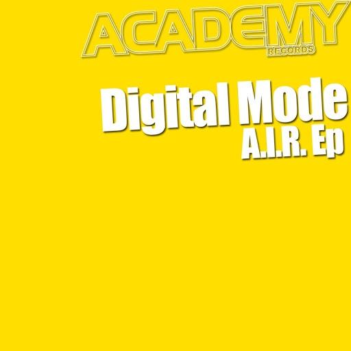 digital mode альбом A.I.R. - EP