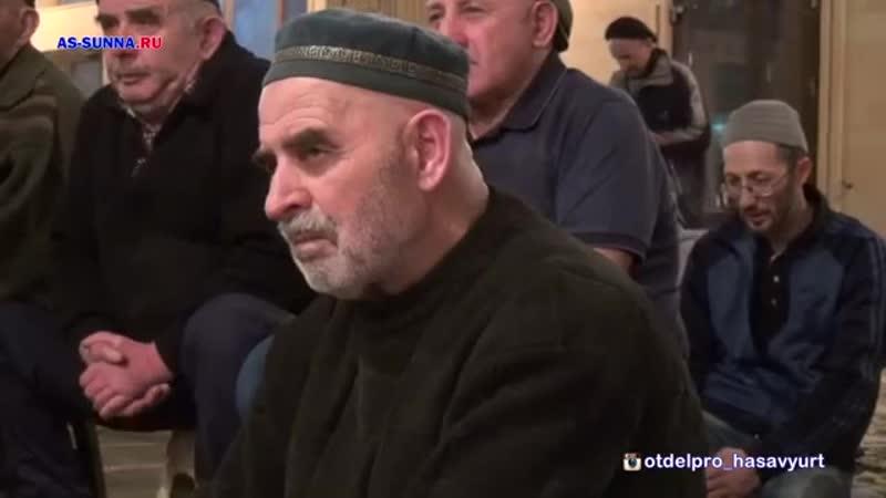 Абу Ариф ад-Дагестани | 《О тот, кто оставил религию Аллаhа..》 (авар.яз)