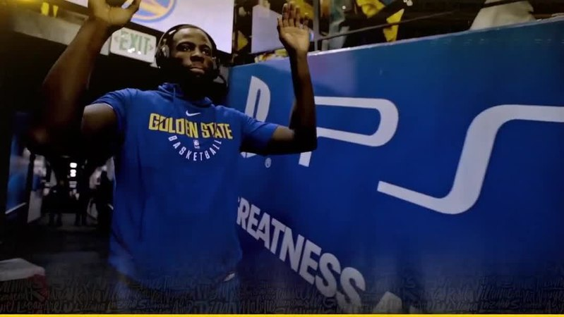 """Golden State Warriors on Instagram: """"""""Let's make sure we keep that sense of urgency, we keep playing with that edge."""" - Draymond Green StrengthInN..."""
