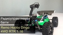 Радиоуправляемая машинка Remo Hobby Dingo