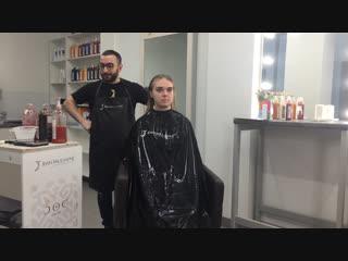 Live. мейкап для волос jean paul myne