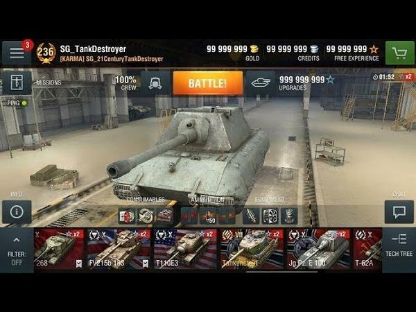 World Of Tanks Hack 2019 - Gold and Credits Cheats 2019