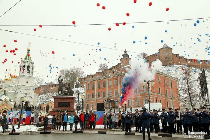 День народного единства 2018 в Нижнем Новгороде: программа мероприятий, где и во сколько салют, кто приедет из звезд
