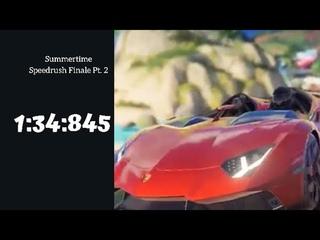 Asphalt 9 | Summertime Speedrush Finale Part 2 TLE Run (Rank 4063 J 1:34:845)