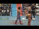 TAJIRI, KAI vs. Kento Miyahara, Yoshitatsu (AJPW - Dynamite Series 2018 - Day 2)