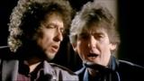The Traveling Wilburys - Bob Dylan, Jeff Linne, Tom Petty, Roy Orbison and George Harrison