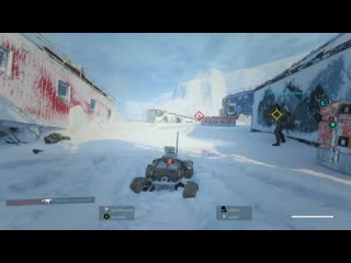 The rc-xd probably has no snow tires. black ops 4