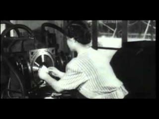 Создание первых граммофонных пластинок (1956) СССР