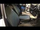 Skoda Octavia a7 чехлы Автопилот серии Ромб