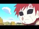 Naruto SD: Rock Lee Tries To Be Better Than Gaara - Kankuro Temari Tenten Kazekage - Hidden Sand