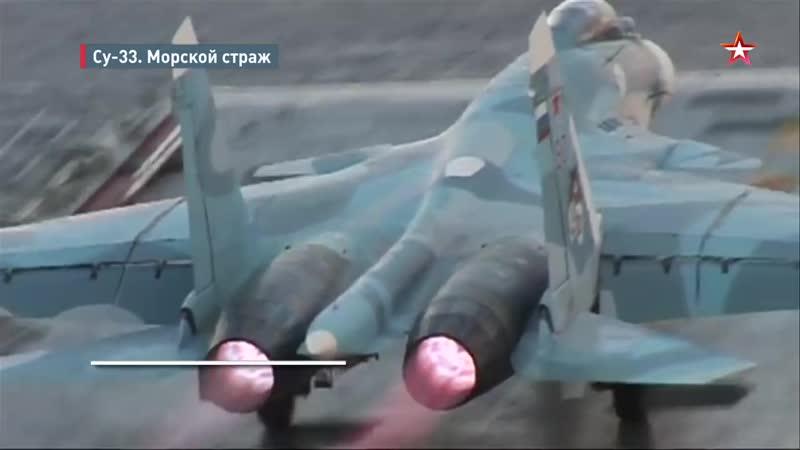 Морской страж. Палубный истребитель Су-33 за 60 секунд