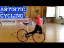 Incredible Artistic Cycling Tricks People are Awesome