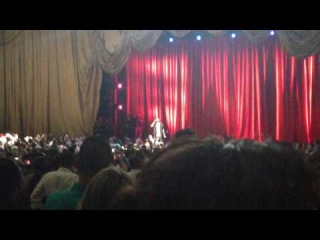 "Complex Mag: Kanye West performs ""New Slaves"" @ Dave Chappelle's Radio City Music Hall Stand-Up 6/20"