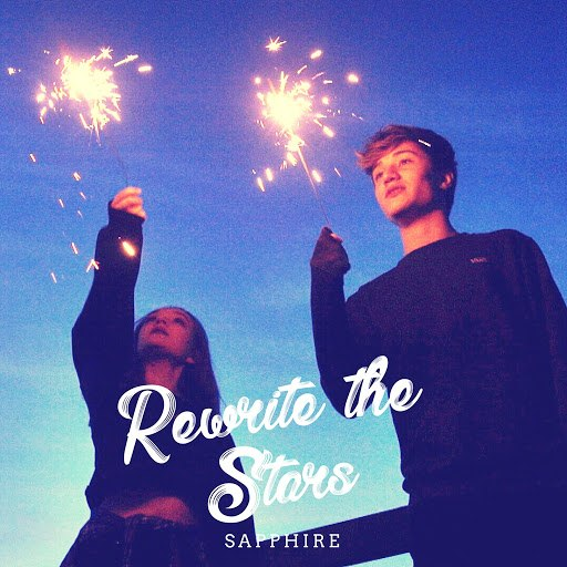 Sapphire альбом Rewrite the Stars