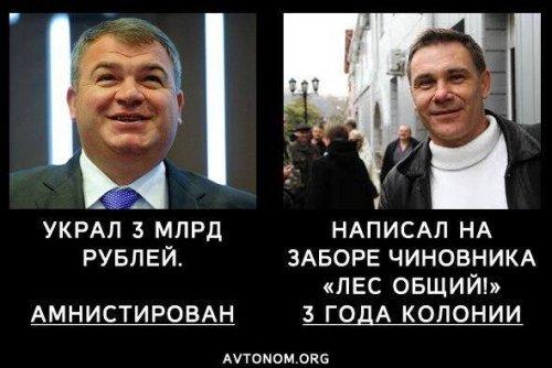 Российский суд оштрафовал активистов, стоявших в Барнауле с плакатами против коррупции - Цензор.НЕТ 1541