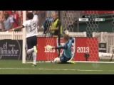 USA Vs Germany 4-3 - Benedikt Howedes Own Goal / Marc-Andre Ter Stegen Fail - June 2 2013