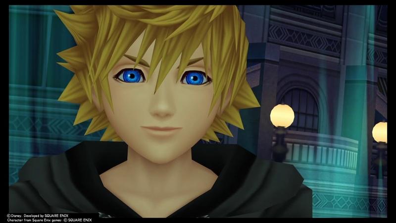 Kingdom Hearts 2.8 Cutscene: Roxas's Grief