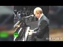Путин играет на пианино музыку - Still D R E
