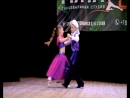 Бальные танцы Алладин