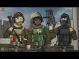 Друзья по Battlefield -- Захват точки (3 сезон, 6 серия)