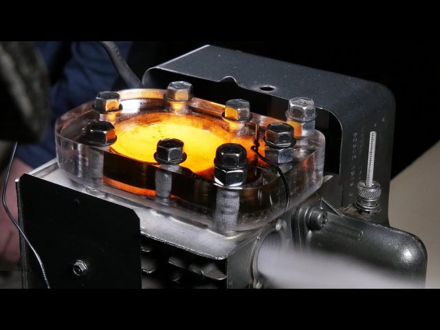 Inside An Engine - in 4K Slow Motion [ Quick Clip ]