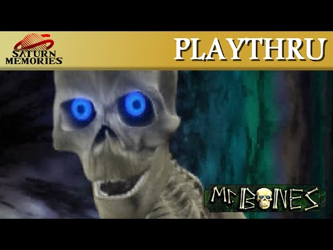 Mr. Bones [Saturn] by Zono [HD] [1080p]