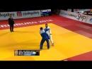 Grand Slam Ekaterinburg 2018 final 100 kg ILYASOV Niyaz RUS NIKIFOROV Toma BEL