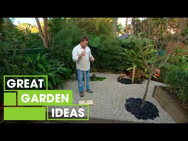 How To Make Your Own Japanese Zen Garden: Part 2   Gardening   Great Home Ideas