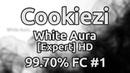 Cookiezi | HyuN - White Aura [Expert] HD 99.70% FC 1 - First FC!