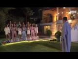 Финал 3-ей церемонии роз