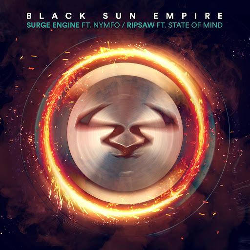 Black Sun Empire альбом Surge Engine / Ripsaw