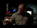 Клан Сопрано S04E09 06 Сифаретто пришёл к Тони отдать долю Поли клянется ёбнуть Ральфа если раздобудет доказательства