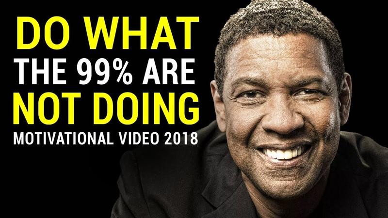 Denzel Washington's Life Advice Will Change Your Future MUST WATCH Motivational Speech 2018
