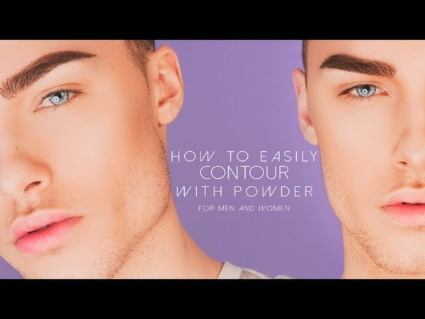 How to Easily Contour with Powder!
