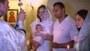 Клип с крещения Даниила. Данилов монастырь.