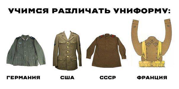 Учимся различать))
