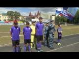 Чемпионат по минифутболу среди отрядов