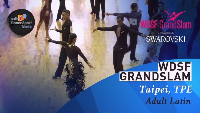 Silvestri - Varadi , HUN | 2019 GrandSlam LAT Taipei | R2 S