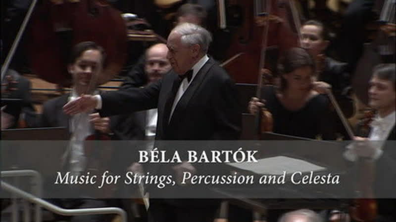 Béla Bartók Music for Strings, Percussion and Celesta (Pierre Boulez, Berliner Philharmoniker) 2009