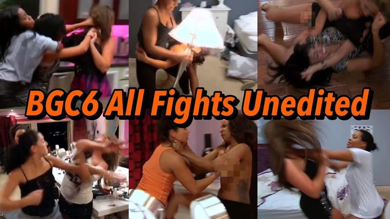 BGC6 - All Fights (UNEDITED)