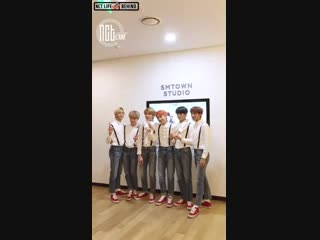 [РУС.СУБ] 170316 NCT DREAM White Day Event 1 @ NCT Life Mini Behind