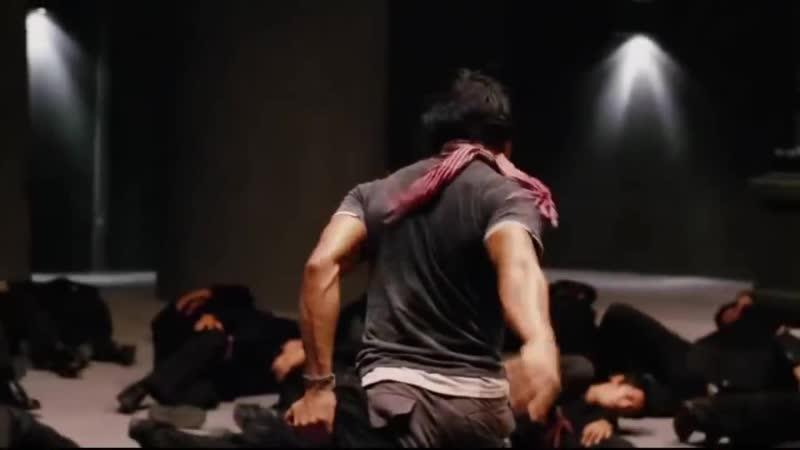 Tom yum goong / Честь дракона: Сцена массовой драки