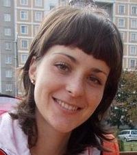 Лена Собканюк, 15 октября 1986, Минск, id204107582