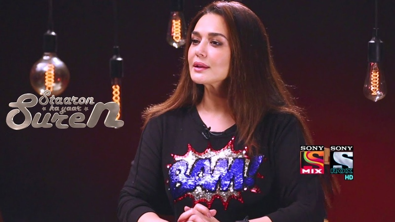 Suren meets Preity Zinta for 'Bhaiyyaji Superhit' – Part 1/4