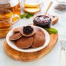 Творожные панкейки для вкусного завтрака