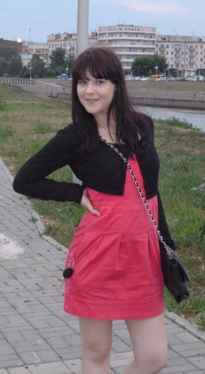 Анастасия Герасимова, 16 августа 1993, Омск, id108386658
