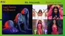 Iggy Azalea - Mo Bounce Nicki Minaj - Anaconda (Mashup Video)