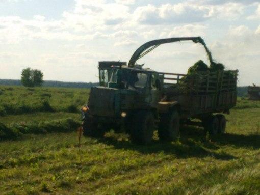 Трактора БУ и новые в Тюменской области