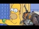 Homer gets griefed
