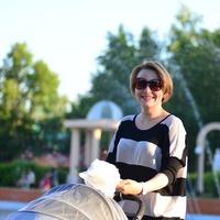 Наталья Одушкина